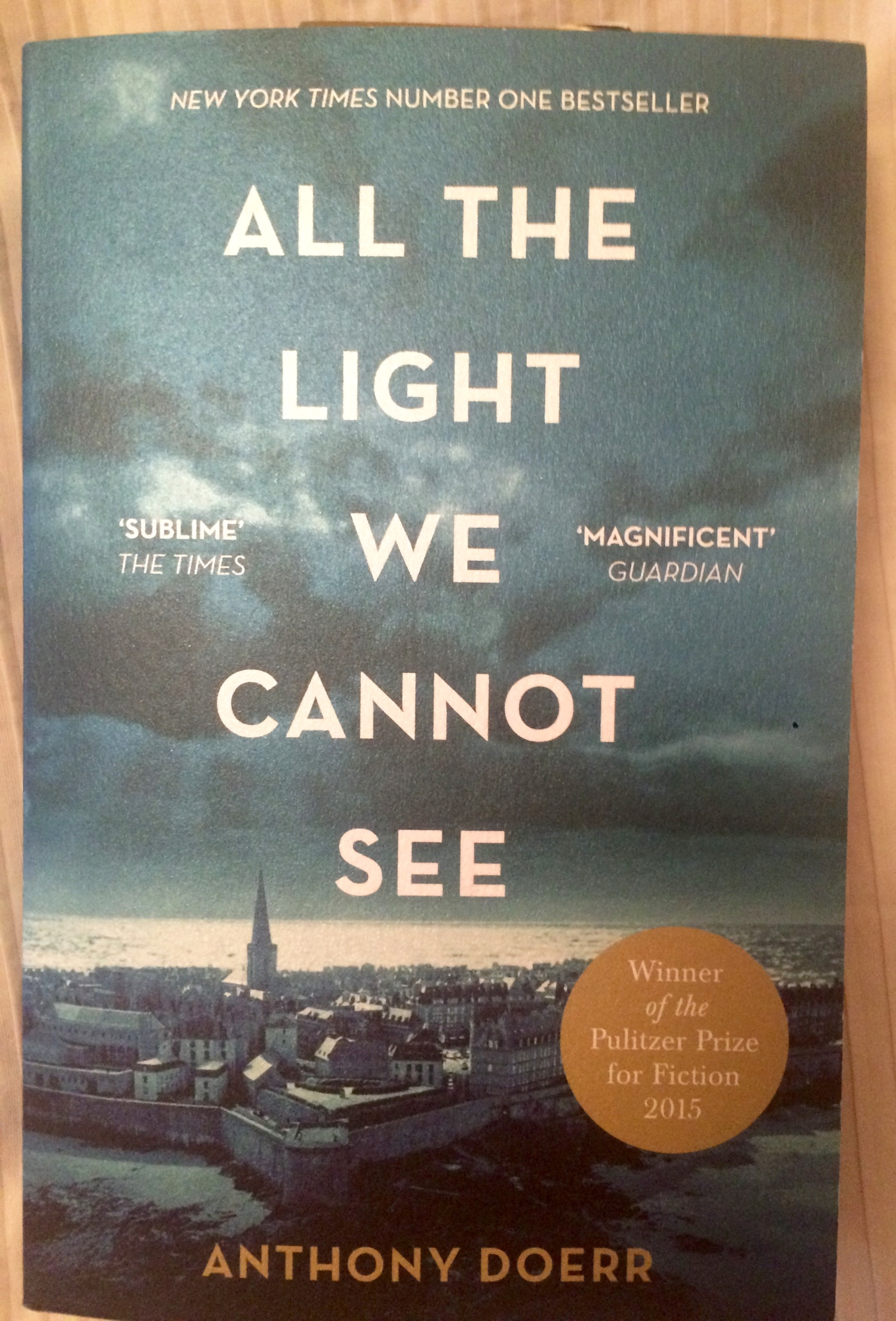 Book review All The Light We Cannot See Idle blogs of an idle